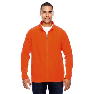 Campus Microfleece Men's Big and Tall Sport Orange Jacket (3 options available)