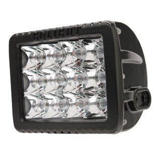 GoLight Gxl LED Black Fixed-mount Spotlight
