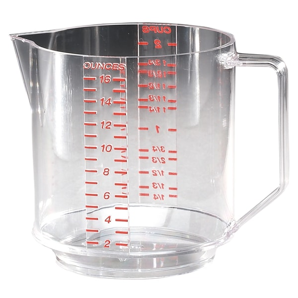 Arrow Plastic 00029 Measuring Cup