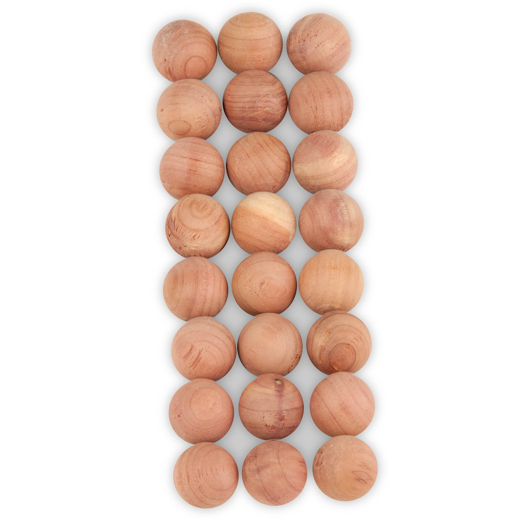 Honey-Can-Do HNG-01969 Natural Red Cedar Balls 24-count (...