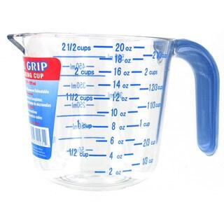 Arrow Plastic 00031 2-1/2 Cup Cool Grip Measuring Cup