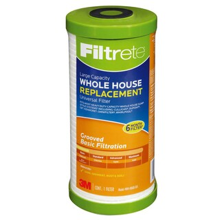 3M 4WH-HDGR-F01 Filtrete Large Capacity Whole House Filter Replacement