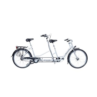 PFIFF Compagno Tandem Bicycle with 26 inch wheels