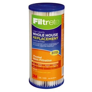3M 3WH-HDPL-F01 Filtrete Large Capacity Whole House Pleated Filter Refill