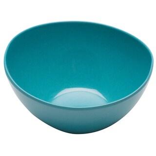 "Zak Designs 0412-0329 5"" Azure Moso Bamboo Bowl"