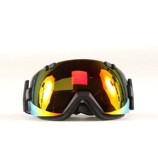 Smith Optics IOX Turbo Fan RDSX Black Goggles