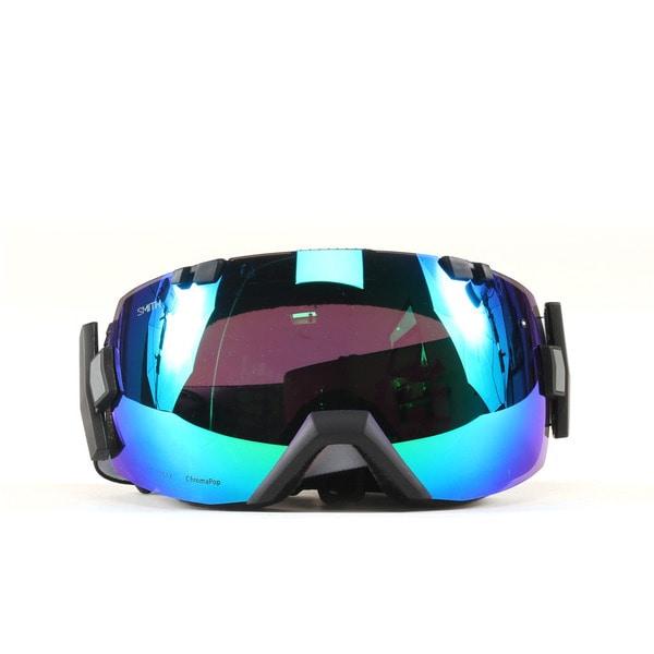 Shop Smith Optics Iox Turbo Fan Cp Sun Black Goggles