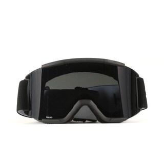 Smith Optics SQUAD Cylindrical Blackout Goggles