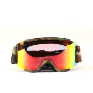 Smith Optics SQUAD Cylindrical RDSN Austin ID Goggles