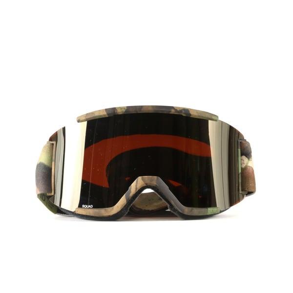 Smith Optics SQUAD Cylindrical GDSX Austin ID Goggles