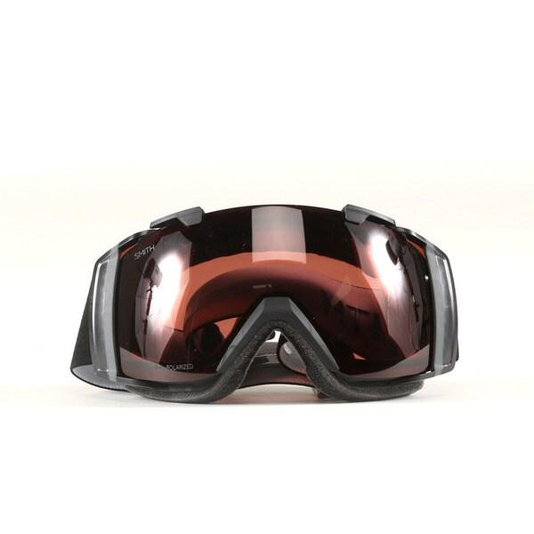 Smith Optics IO INT RC Polarized Black Goggles