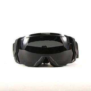 Smith Optics IO 7 INT Blackout Black-Black Goggles