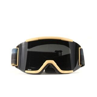 Smith Optics Squad Cylindrical Blackout Prarie Buffalo Goggles