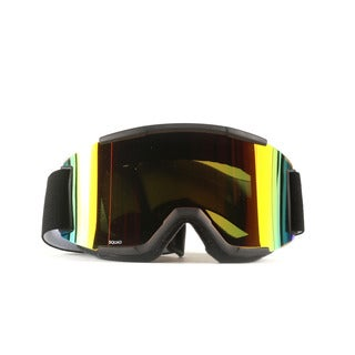 Smith Optics Squad Cylindrical RDSX Black Goggles