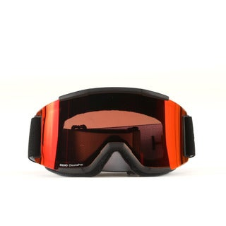 Smith Optics Squad Cylindrical CP Everyday Black Goggles