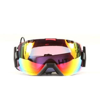 Smith Optics IOX Turbo Fan Photo RDSN Black Goggles