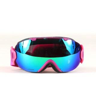 Smith Optics IOS INT CP Sun Fuchsia Static Goggles