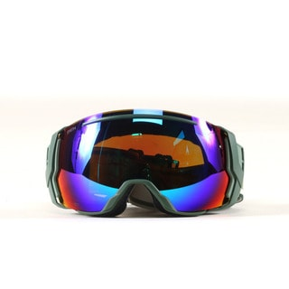 Smith Optics IO 7 INT GNSX Forest Woolrich Goggles