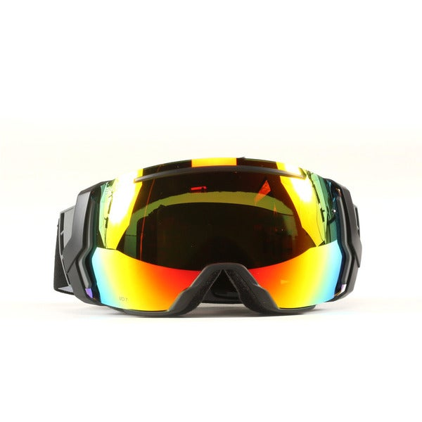 Smith Optics IO 7 INT RDSX Black Goggles