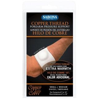 Sabona Thread Forearm Pressure Support