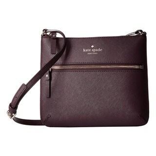 Kate Spade New York Cedar Street Market Tenley Mahogany Crossbody Handbag