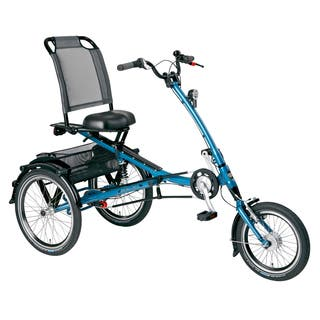 PFIFF Scooter Trike S Adult Tricycle with 16 and 20 inch wheels in Blue|https://ak1.ostkcdn.com/images/products/12557546/P19358007.jpg?impolicy=medium