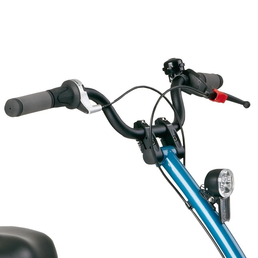 1 Pair Cycle Road Bike Handlebar End Lock-On Plugs Bar Grips Caps Covers FBBB