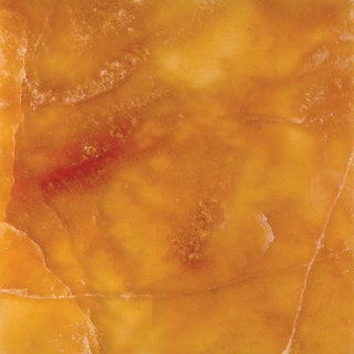 Brown Onyx Marble 12-inch x 12-inch x 3/8-inch Polished and Beveled Tiles