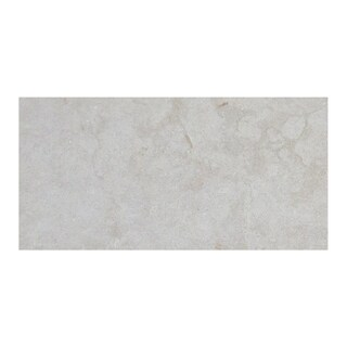 Salem Grey Marble 12-inch x 24-inch x 3/8-inch Standard Brushed Tiles