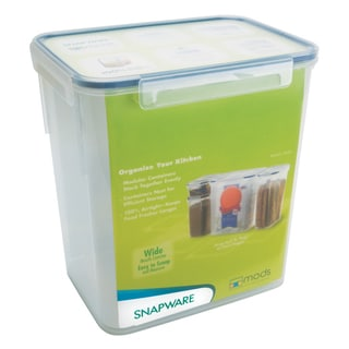 Snapware 1098423 23 Cup Medium Rectangle Storage Container
