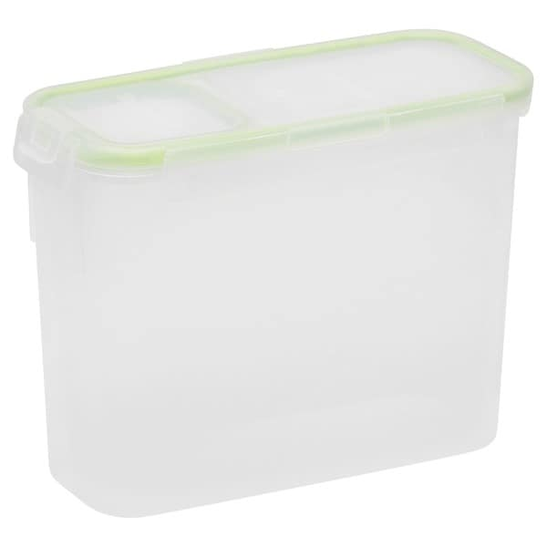 Snapware 1098432 11 Cup Slim Flip Top Rectangle Storage Container
