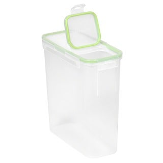 Snapware 1098433 15.3 Cup Slim Flip Top Rectangle Storage Container