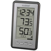 LaCrosse Technology WS9160UITCBP Wireless Indoor/Outdoor LCD Thermometer