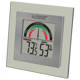 LaCrosse Technology WT137UCBP Temperature & Humidity Meter