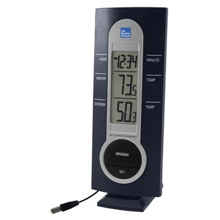 LaCrosse WS-7034TWC-CBP The Weather Channel Temperature Station