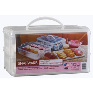 "Snapware 1098736 10"" X 14"" Cupcake Keeper