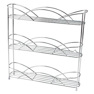 Spectrum Diversified 28870 3-Tier Chrome-countertop Spice Rack|https://ak1.ostkcdn.com/images/products/12557720/P19358179.jpg?impolicy=medium