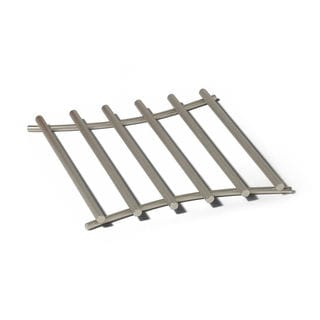 Spectrum Diversified 50778 Satin Nickel Euro Square Trivet