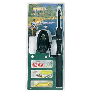 Master 5-foot Telescopic Spinning Combo Kit