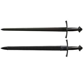 Cold Steel Man at Arms Black Carbon Fiber Norman Sword
