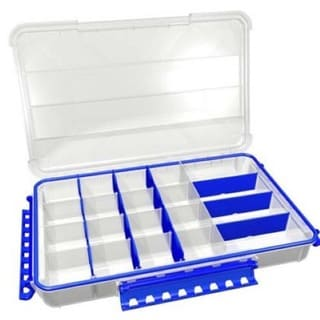 Flambeau Double Deep Ultimate Tuff Tainer Tackle Box