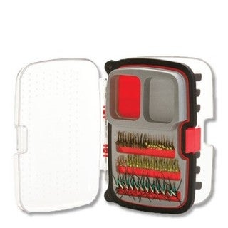 Scientific Anglers Red Medium Max Nymph/Dry 446 Fly Box