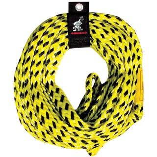 Airhead Yellow 6000-pound Tube Tow Rope