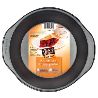 Bakers Secret 1114440 Baker's Secret® Pie Pan - 9 inch