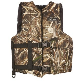 Onyx Realtree Max5 Camouflage Poly-twill Outdoor Universal Sport Vest