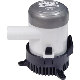 Seasense 600Gph White Bilge Pump
