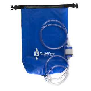 RapidPure Rapid Connect Bulk Head With Water Reservoir