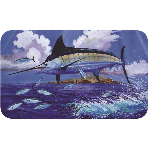 Rivers Edge Guy Harvey Marlin Memory Foam Mat