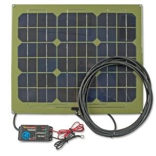 Pulsetech 12-volt 25-watt Solar Charger Maintainer