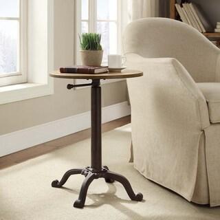 Boden Adjustable Vintage Accent Table